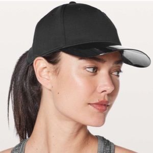 Lululemon Baller Hat with Translucent Brim NWT
